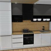 Čoskoro v ponuke ! Moderný 3 - izbový byt po kompletnej rek. v Ilave! 72 m2, balkón