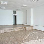 Podnájom - obchodný priestor 67m2, Nitra - centrum