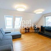 Svetlý 2i byt pri Dunaji, 65 m2, zariadený, lodžia, klimatizácia