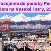 Pripravujeme na predaj Penthouse v Poprade s výhľadom na Vysoké Tatry