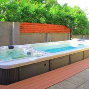 Vila Riviéra s celoročným bazénom a jacuzzi