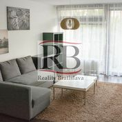 Na prenájom priestranný 2-izbový byt v zabývanej novostavbe na Černyševského ulici v Bratislave