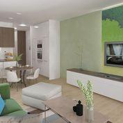 2i byt s výhľadom Zelené Vlčince (C.205)