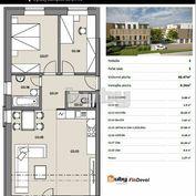 Byty Ruppeldtova: Na predaj nový 3 izbový byt G3 v novostavbe, Martin - širšie centrum