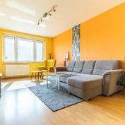 Priestranný 4-izbový byt na predaj na Kuzmányho ulici v Košiciach