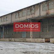 Prenájom výrob. priestorov (632 m2, nakl. rampa, kancel., WC, parking)