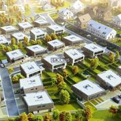 LEXXUS - PREDAJ 3i RD , projekt OPÁL, 1. ETAPA, BA V, Jarovce, 246,61 m2