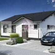 Novostavba rodinného domu na menšom pozemku