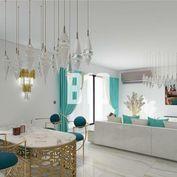 Novostavba 3 i byt so záhradkou v  súkromnom areáli Dunajskej Stredy