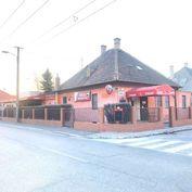Predaj pohostinstva vrátane budovy a pozemku, Bratislava II - Trnávka