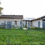 Na predaj rodinný dom v obci Rišňovce s pozemkom 580 m2