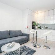 HERRYS - Na prenájom krásny dizajnový 2 izbový byt s garážovým státím v novostavbe EINPARK v Petržal