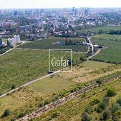 Exkluzívne | GOFAR | Na predaj INVESTIČNÝ POZEMOK o výmere 2724 m2 BRATISLAVA - VIHOHRADY