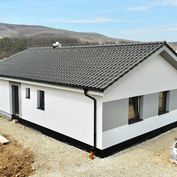 NA PREDAJ NOVOSTAVBA bungalovu - k nasťahovaniu máj/jún 2021 - V ŠTANDARDE!!