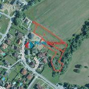 Predaj 2 pozemkov vo Zvolene, Zlatý Potok, časť Sarvaška