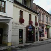 Predaj lukratívnej historickej budovy v centre Žiliny