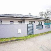 Na predaj pekná 4 izbová NOVOSTAVBA - bungalov v DCA, 161m2