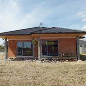 Na predaj 4 izb. bungalov novostavba – Ivanka pri Nitre