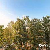 Na prenájom 1i byt s pekným výhľadom 30m2 + lódžia, Západná - Trenčín