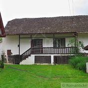 Dom vhodný na chalupu v malebnej dedine Veľký Folkmar