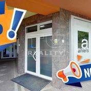 PRENÁJOM priestorov 160m2 centrum mesta Ružomberok.