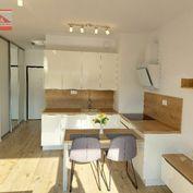 Prenájom nového 2-izbového bytu s parkovaním na ul. Zuzany Chalupovej, Slnečnice - Mesto, lokalita:
