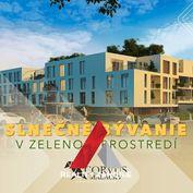 Na predaj nové 3 izbové SMART byty v Malackách v štandarde