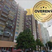 Predaj 2 izb.byt + loggia, Bratislava IV - DNV, ul. P. Horova