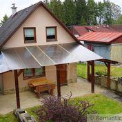 Chata bez dodatočných investícií pri Oravskej priehrade časť Slanická osada
