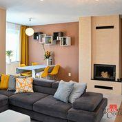 Novostavba moderného 3 izb bytu so záhradou a 2 parkovacími miestami