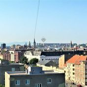 Na predaj 3-izbový byt, loggia, výhľad, Tyršovo nábrežie, Košice Staré mesto