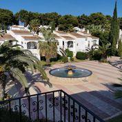 2-spálňový apartmán v rezidencii s bazénom, 10 minút peši od mora, Jávea, Costa Blanca sever