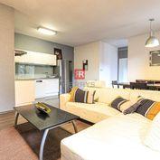 HERRYS - Na prenájom kompletne zariadený 2 izbový byt s terasou v bytovom dome v tichej lokalite v P