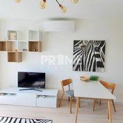 Pekný 2i byt, novostavba ( 2020 ), BALKÓN, KLÍMA, GARÁŽ, Lužná ulica
