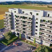 2 izbový byt so zariadením v cene, 6. nadzemné podlažie