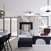 VILY KOLIBA – NEUBURGER 6 izbový RD so záhradou a veľkou panoramatickou terasou