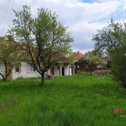 Predaj rodinného domu za cenu pozemku v Borskom Mikuláši