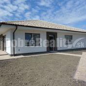 Na predaj novostavba 4-izbový dom v Galante