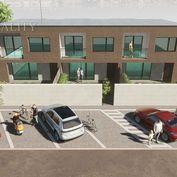 Moderná novostavba rodinného domu ''na kľúč'', pozemok 162 m2, 2x parkovacie státie, Trenčín, ul. Dukl