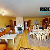 REZERVOVANÉ Na predaj Rodinný dom so zariadením v Kremnici aj so záhradou o výmere 1454m2 s pekným v