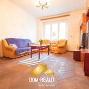 DOM REALÍT Vám ponúka tento Výnimočný 4 Izbový byt v Historickom Centre Bratislavy,  na ulici Palisá