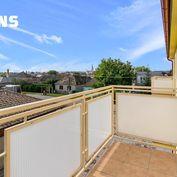 Svetlý 3-izbový byt v Trsticiach s balkónom v príjemnej lokalite