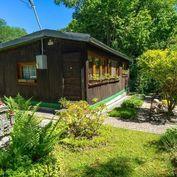 Chata so záhradkou na krásnom mieste na ALPINKE
