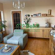 Predáme pekný, zrekonštruovaný 3 izbový byt - Zlaté Moravce (1005-113-AFI)