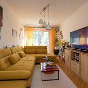 REZERVOVANÉ Na predaj 3 izbový tehlový byt GERLACHOVSKÁ-Podhradová-sever