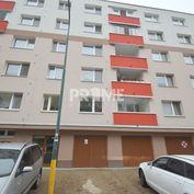 SUPER LOKALITA, Pekný 3i byt, LOGGIA, Tichá časť, Medveďova ulica, OVSIŠTE