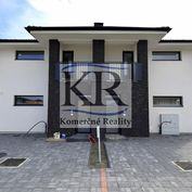Novostavba 3 izb. bytu s terasou, záhradou a 2 park. miestami v Galante