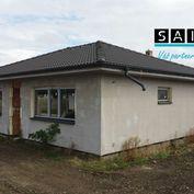 Novostavba 4-izbového rodinného domu v Moste pri Bratislave (časť Studené), výborná dispozícia domu