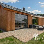 DELTA | 4 izbová chata v projekte s krásnym výhľadom, investičná príležitosť, Dolná Lehota