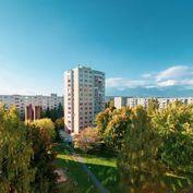 Na predaj 3 izbový byt s výhľadom na Tatry a zeleň